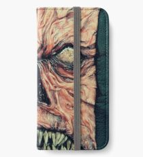 Necronomicon ex mortis iPhone Wallet/Case/Skin