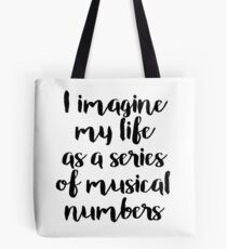 Life as a Musical Tote Bag