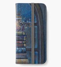 Castle Book iPhone Wallet