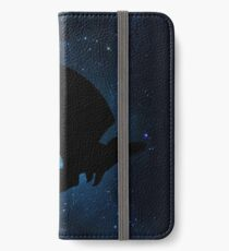 How to train your dragon - Toothless and Hiccup night iPhone Wallet/Case/Skin