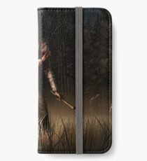 Clementine- The Walking Dead Game iPhone Wallet/Case/Skin