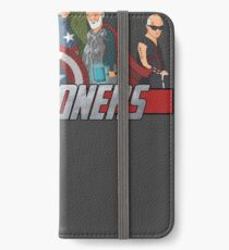 The Pensioners Assemble! iPhone Wallet/Case/Skin