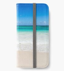 Beach waves iPhone Wallet/Case/Skin