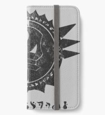 The Barron's order (black) iPhone Wallet/Case/Skin