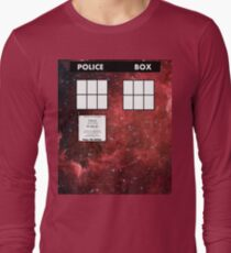 Through Time and Space Long Sleeve T-Shirt