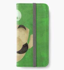 Luigi iPhone Wallet/Case/Skin