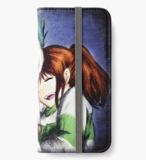Spirited Away - Chihiro & Haku iPhone Wallet/Case/Skin