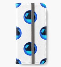 Gazing Ball iPhone Wallet/Case/Skin