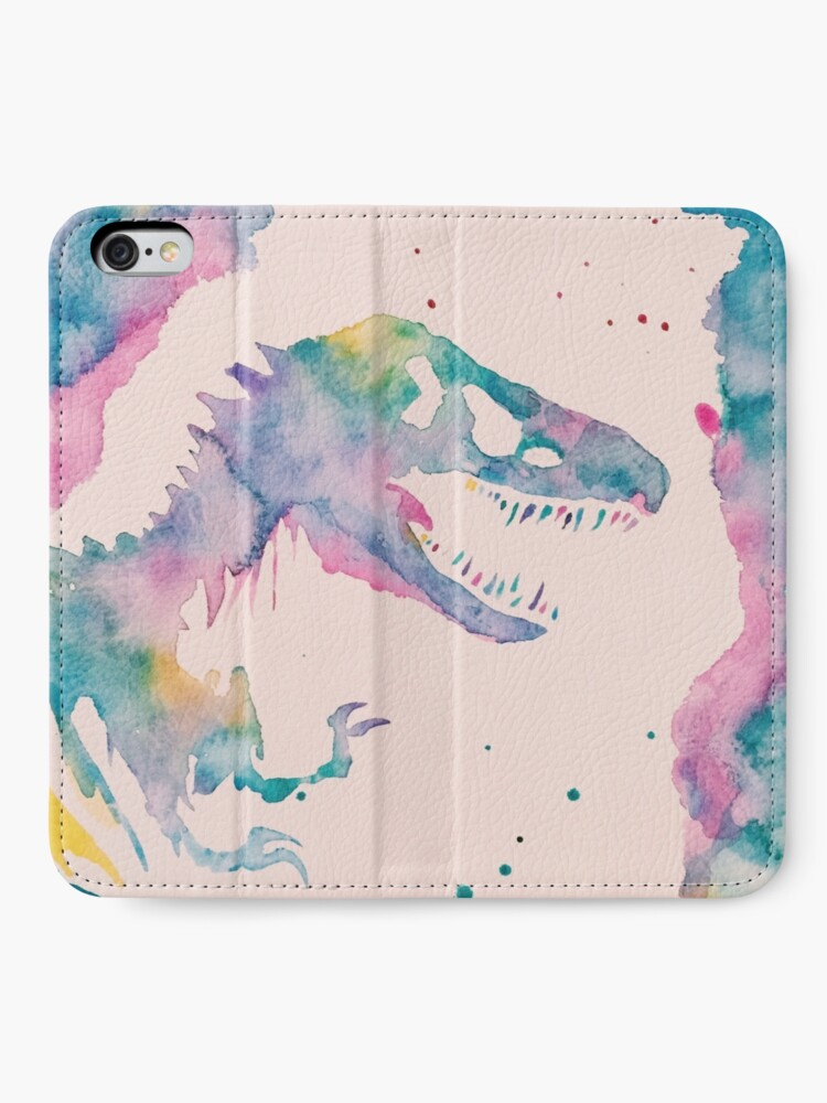 Alternate view of Jurassic  iPhone Wallet