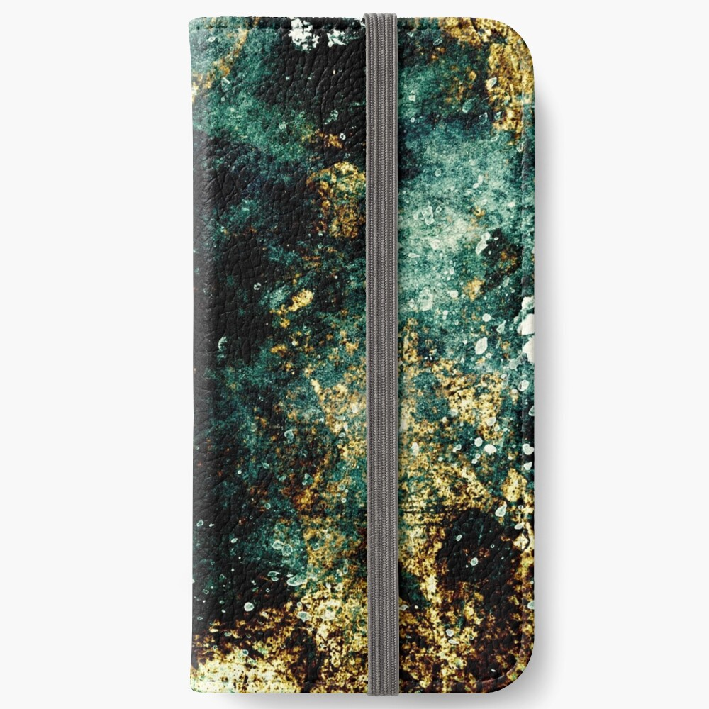 Abstract XIII iPhone Wallet