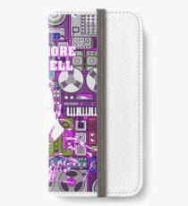 More Cowbell V4 iPhone Wallet/Case/Skin