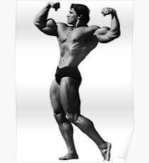 Arnold, The Legend Poster