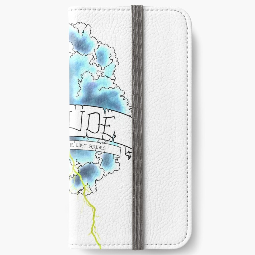 Florenz + die Maschine - St. Jude iPhone Flip-Case