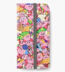 Kirby Patterns  iPhone Wallet/Case/Skin
