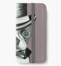 Doggy Vintage-nous iPhone Wallet/Case/Skin