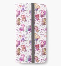 Animal Crossing Pattern iPhone Wallet/Case/Skin