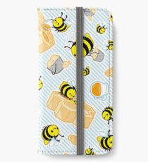 BEES! iPhone Wallet/Case/Skin