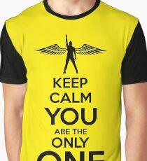 SL Keep Calm Y Graphic T-Shirt