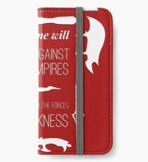 Buffy the Vampire Slayer - Chosen One iPhone Wallet/Case/Skin