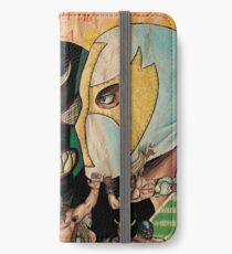 LUCHA LIBRE iPhone Wallet/Case/Skin