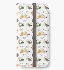 Chick -Chick - Chick - Chick - Chicken! iPhone Wallet/Case/Skin