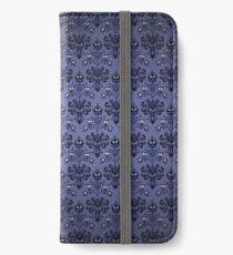 Haunted Mansion Damask iPhone Wallet/Case/Skin