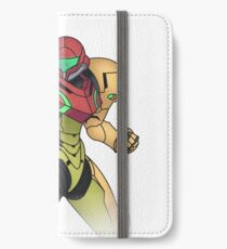 Samus iPhone Wallet/Case/Skin