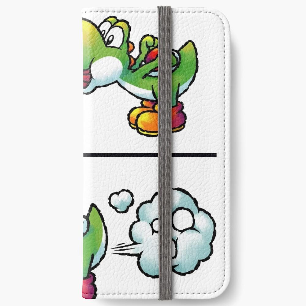 Farting Yoshi iPhone Wallet