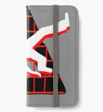Vertigo iPhone Wallet/Case/Skin