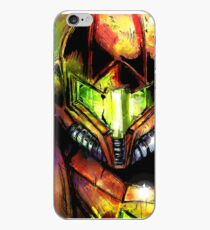 Metroid Varia Anzug Samus iPhone-Hülle & Cover