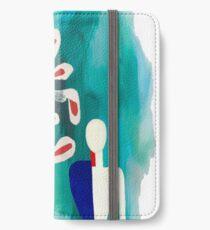 Gray, Matisse, Malevich iPhone Wallet/Case/Skin