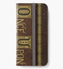 Henry's Book iPhone Wallet/Case/Skin