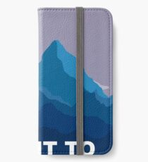 I WANT TO BELIEVE - PHONE CASE iPhone Wallet/Case/Skin