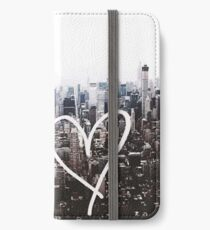 New York heart iPhone Wallet/Case/Skin
