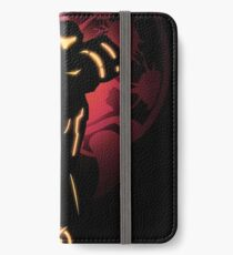Metroid iPhone Wallet/Case/Skin