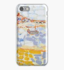 Harbour & Boats iPhone Case/Skin