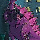 Studosaurus by Megan Dvorak