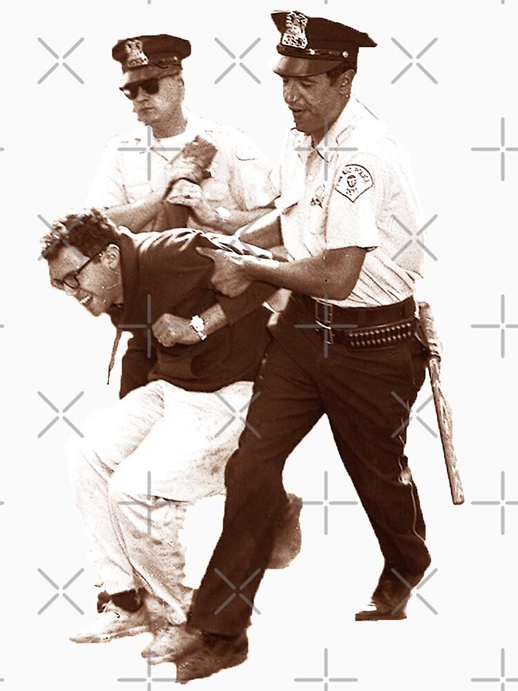 Bernie Sanders festgenommen von Thelittlelord