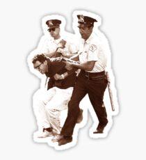 Bernie Sanders Arrested Sticker