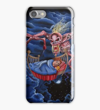 Fear Of The Dark iPhone Case/Skin