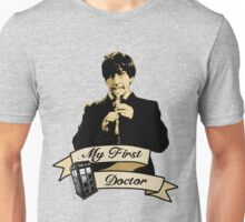 Doctor Who - My first Doctor (Who) Second 2nd Patrick Troughton Unisex T-Shirt