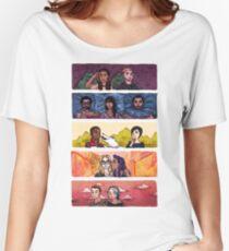 Sense8 Rainbow Women's Relaxed Fit T-Shirt
