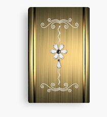 Bling Bling Canvas Print