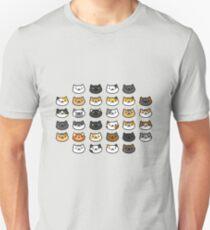 Camiseta unisex CAT BACKYARD