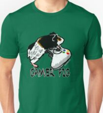 Guinea pig video gamer T-Shirt
