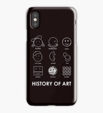 History of Art iPhone Case/Skin