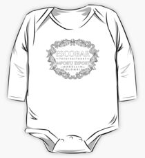 Escobar Import and Export WHITE One Piece - Long Sleeve