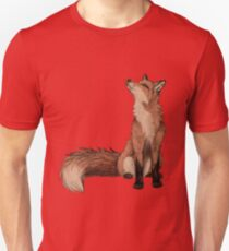 Roter Fuchs Unisex T-Shirt