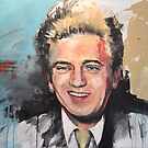 Phil Everly by Polly Greathouse