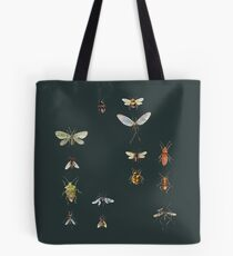 Creepy crawlies: Organised  Tote Bag